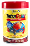 TetraColor Tropical Flakes, 1 oz