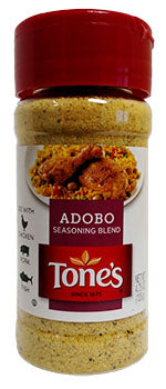 Tone's Adobo Seasoning, 4.75 oz