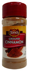 Tone's Ground Cinnamon, 1.76 oz.