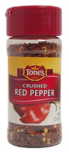Tone's Pepper, Red Crushed 1.27 oz