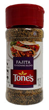 Tone's Fajita Seasoning, 3 oz