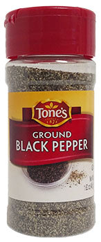 Tone's Pepper, Black Ground 1.62 oz.