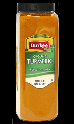 Durkee Turmeric, Ground 15 oz