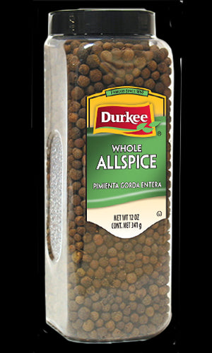 Durkee Whole Allspice, 12 oz