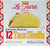 LA TIARA Yellow Taco Shells (Box of 12)