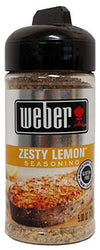 Weber Zesty Lemon, 5 oz