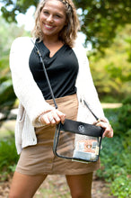 Load image into Gallery viewer, Black Addison Purse