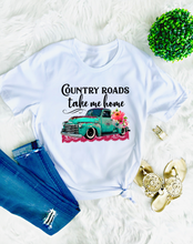 Load image into Gallery viewer, Country Roads Tee