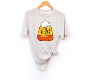 Candy Corn Crazed | Monogram Optional