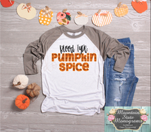 Load image into Gallery viewer, Blood Type: Pumpkin Spice