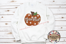Load image into Gallery viewer, Thankful | Thanksgiving Tee