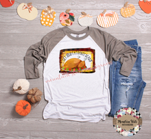 Load image into Gallery viewer, Get Your Fat Pants Ready | Thanksgiving Tee