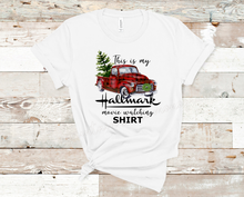 Load image into Gallery viewer, Christmas Movie Watching Shirt