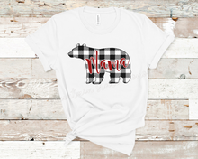 Load image into Gallery viewer, Mama Bear | Christmas tee