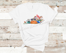 Load image into Gallery viewer, The One That Looks Like Kentucky | Friends Inspired Tee | KY