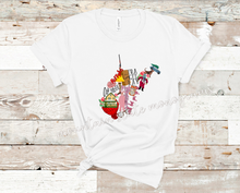 Load image into Gallery viewer, A West Virginia Christmas Story | Inspired Tee | WV