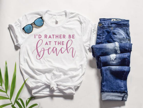 Rather Be at The Beach | RTS