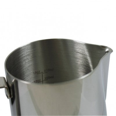 Rhino® Professional Milk Pitcher - Stainless Steel