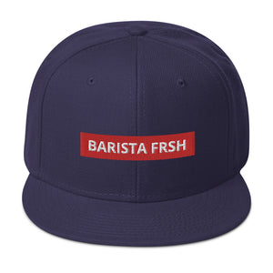 Barista Frsh Collection Snapback Hat