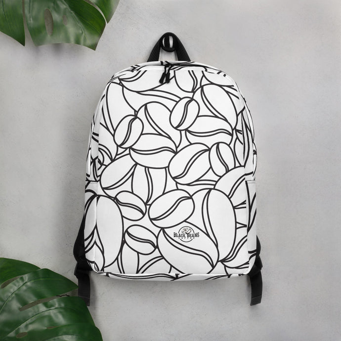 Coffee Beans Minimalist Backpack