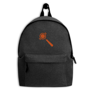 Portafilter Embroidered Backpack