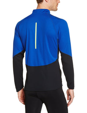 Ronhill Men's Trail Long Sleeve Zip Tee