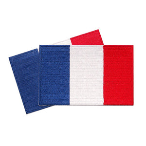 France Patches (set of 8)