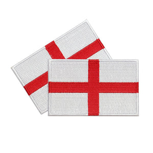England Patches (set of 8)