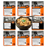 Expedition Foods 2 Day Vegetarian Ration Pack