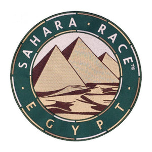 Sahara Race Patch (22.5cm)