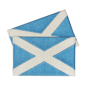 Scotland Patches (set of 8)