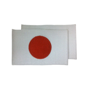 Japan Patches (set of 8)