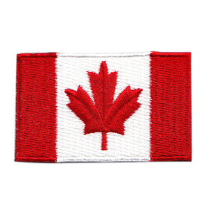 Canada Patches (set of 8)
