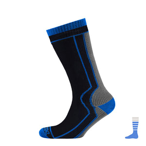 SealSkinz Unisex Waterproof Thick Mid Length Socks