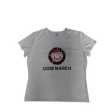 RacingThePlanet / 4 Deserts Special Race Clothing - Gobi March Mongolia (Patagonia) Women's Cap Silkweight T-Shirt special