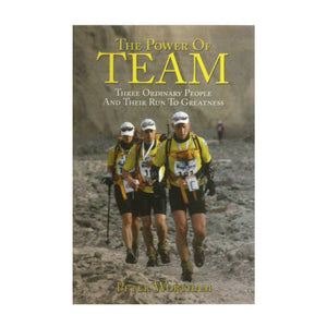 """The Power of Team"" by Peter Wortham"