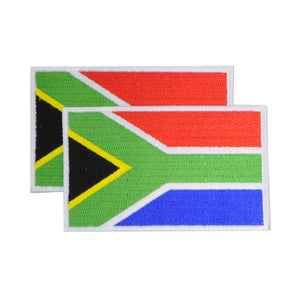 South Africa Patches (set of 8)