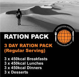Expedition Foods 3 Day Ration Pack