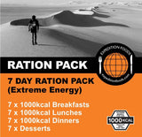 Expedition Foods 7 Day Ration Pack