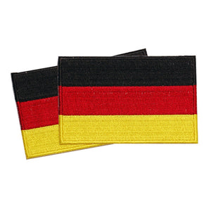 Germany Patches (set of 8)