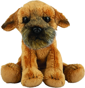Gobi, the Dog Stuffed Toy
