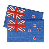 New Zealand Patches (set of 8)