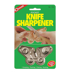 Coghlan's Pocket Knife Sharpener