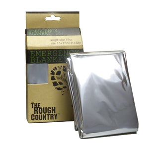 The Rough Country Emergency Blanket
