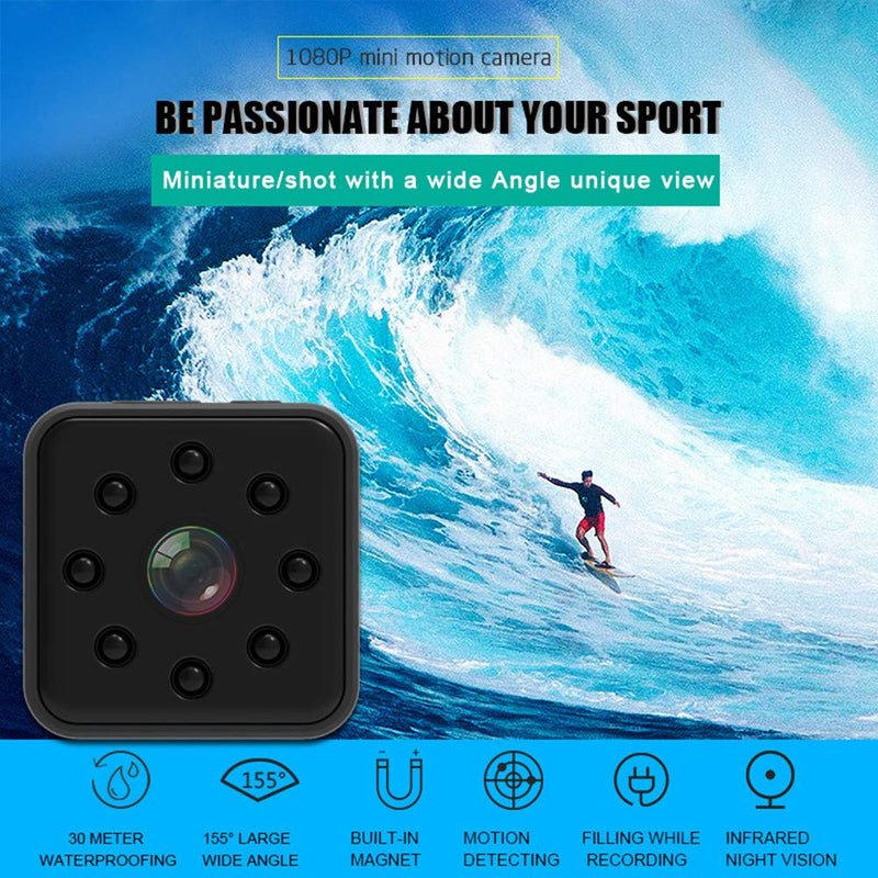 Mini Video Camera WIFI mit Nachtsicht