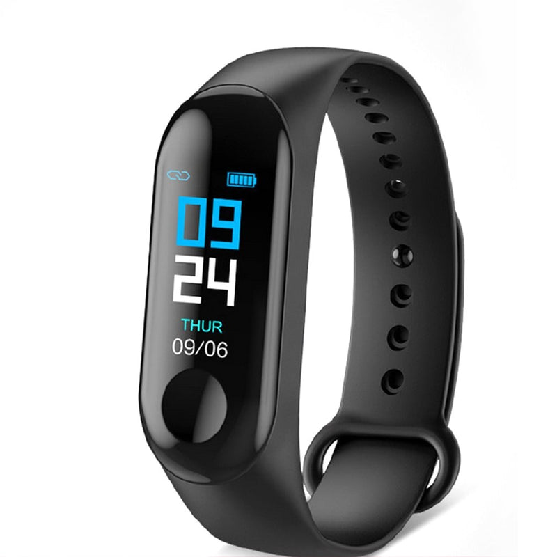 M3 Plus HD Smartwatch Fitness Tracker