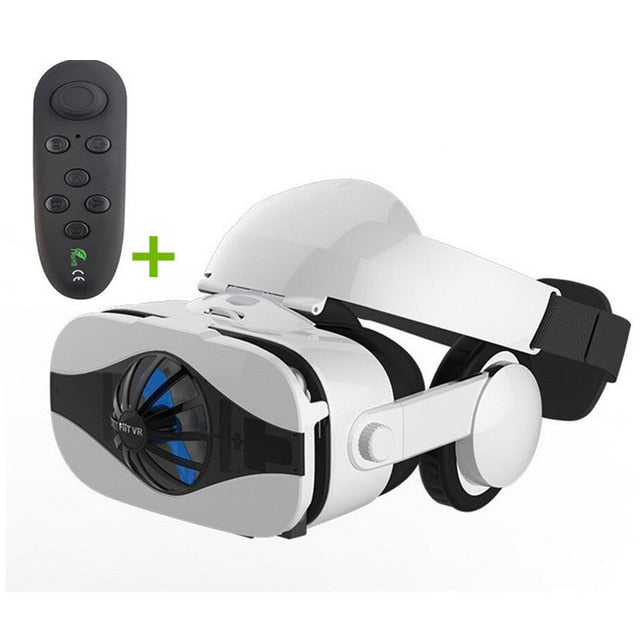 Virtual Reality Brille VR 3D mit Audio