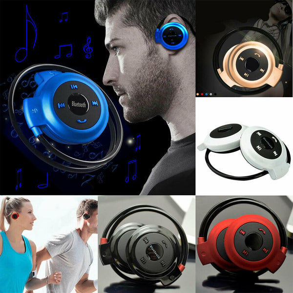 Superleichtes Bluetooth Headset faltbar