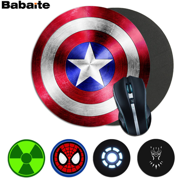 Marvel Superhelden Mousepad