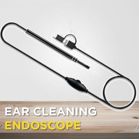 Ear Cleaning Endoscope With 50% 50% Off Today Only!